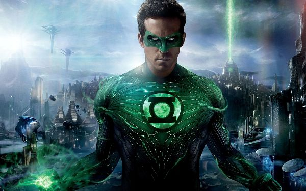 click to free download the wallpaper--Green Lantern Post in 2560x1600 Pixel, an Alert and Handsome Man, He Shall Look Good on Various Devices - TV & Movies Post