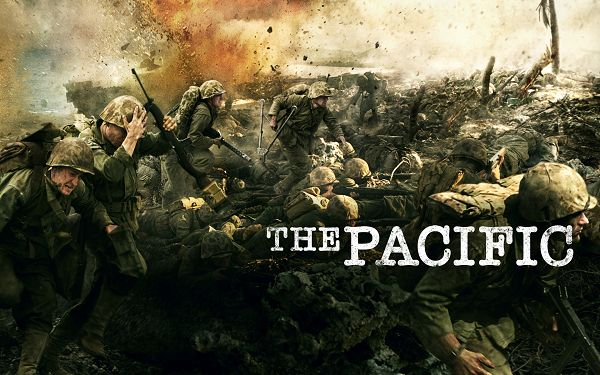 HBO The Pacific in 1920x1200 Pixel, Severe and Cold Wars Should be Avoided, People Are Suffering a Lot - TV & Movies Wallpaper