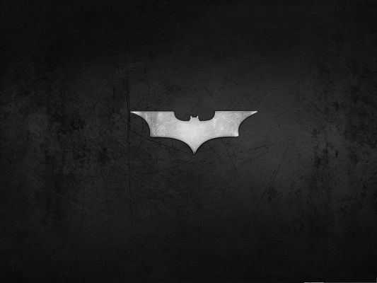 click to free download the wallpaper--HD Movies Poster, Batman Logo, You Know He is Coming, Hard to Beat
