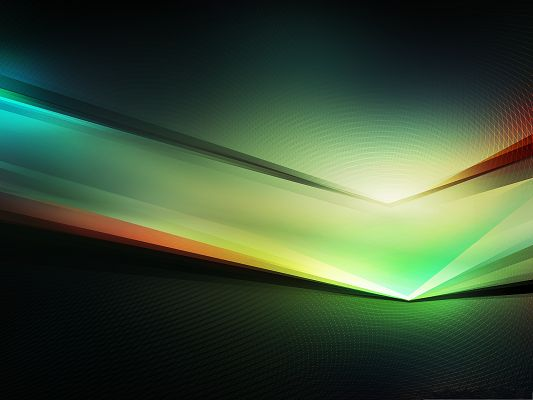 HD Wide Wallpaper - Colorful and Nice Spectrum, Shall Fit Multiple Devices