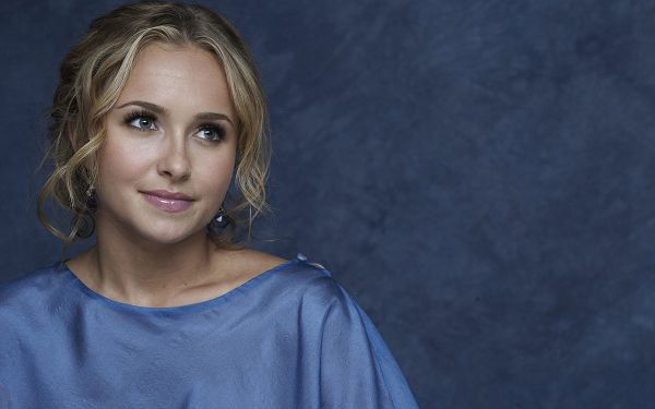 click to free download the wallpaper--Hayden Panettiere HD Post in Pixel of 1920x1200, Eyes Are Fully Open and Generating Gray Light, She is Impressive and Fit - TV & Movies Post