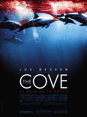 High Quality Best Movie Poster, the COVE Will Refresh Your Heart, You Understand Better What Animal Life Means