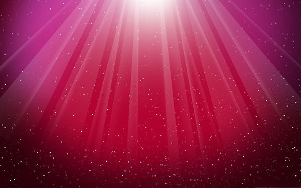 click to free download the wallpaper--High Quality Wide Wallpaper - Aurora Burst Red, Sweet and Romantic Background