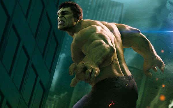 click to free download the wallpaper--Hulk in The Avengers Coming in 3000x1875 Pixel, a Superhero that Fits Various Devices, High Time to Have It Applied - TV & Movies Wallpaper