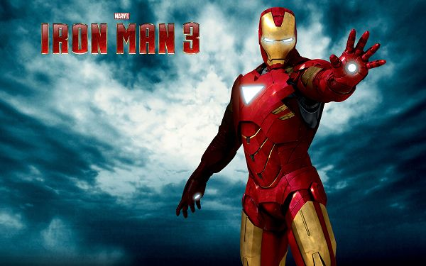 Iron Man 3 in 3200x2000 Pixel, Turned on Lights, He is Quite Powerful and Hard to Beat, Stay Away from Him - TV & Movies Wallpaper