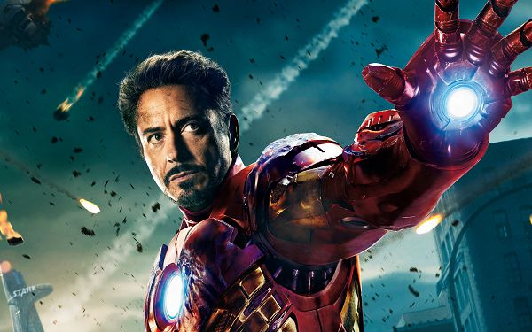 click to free download the wallpaper--Iron Man in Avengers in 1920x1200 Pixel, a Powerful and Determined Man, Shall Look Good on Various Devices - TV & Movies Wallpaper