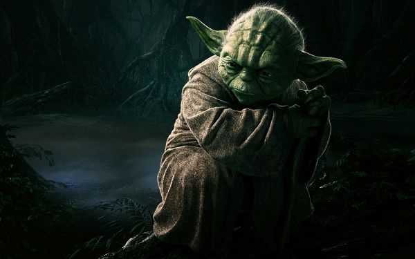Jedi Master Yoda in 3000x1875 Pixel, the Greedy Monster, Willing to Die to Get the Lord of Ring, Great Sympathy to Him - TV & Movies Wallpaper