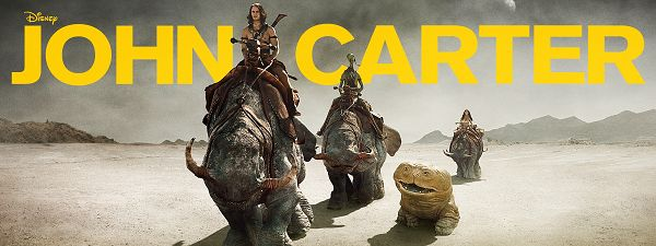 click to free download the wallpaper--John Carter HD & Widescreen Movie in 3200x1200 Pixel, Each One on Saddle Horse and in Wonderful Journey - TV & Movies Wallpaper