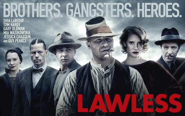 click to free download the wallpaper--Lawless Movie HD Post in Pixel of 2560x1600, All Guys Looking at One Direction, What is Over There? Something or Somebody Precious? - TV & Movies Post