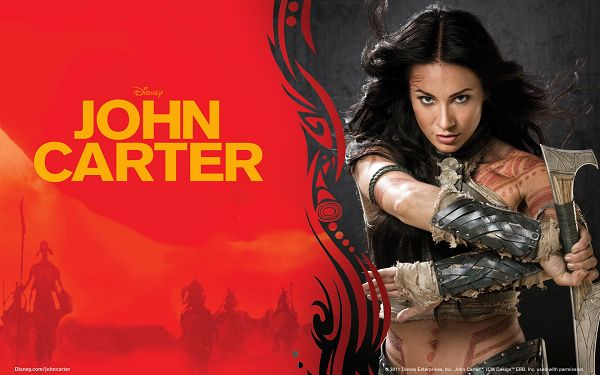click to free download the wallpaper--Lynn Collins in John Carter Available in 1920x1200 Pixel, She is Someone You Should Keep Away from - TV & Movies Wallpaper