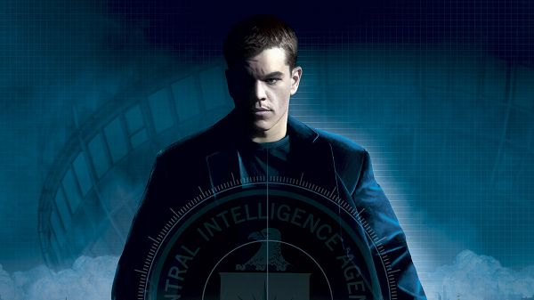 Matt Damon Post in Bourne Movies Available in Pixel of 1920x1080, Man in Cool Suit, Half Face is Bright and Shinning, What an Appeal! - TV & Movies Post