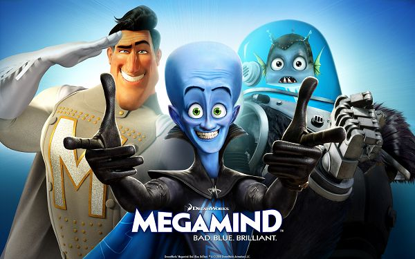 Megamind 2010 Movie in 1920x1200 Resolution, The Guys Are All Happy and Exciting, Shall Bring One Great Mood - TV & Movies Post
