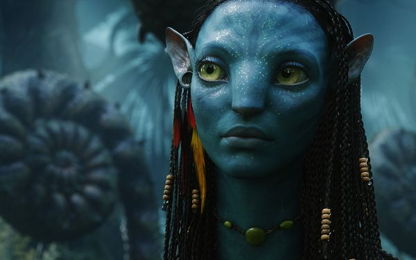 click to free download the wallpaper--Neytiri Post in Avatar in 2560x1600 Pixel, the Brave and Beautiful Girl is Infectious, She is Setting a Great Example, a Great Fit for Devices - TV & Movies Post