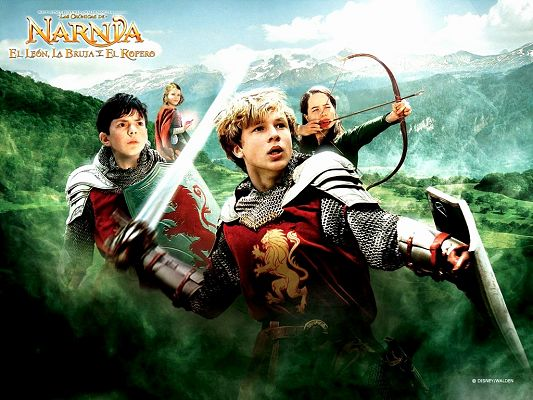 click to free download the wallpaper--Pics of TV & Movie, the Chronicles of Narnia, Little Yet Brave Guys, Will Finally Win