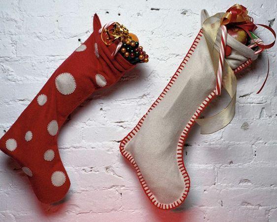 Pretty Wallpaper: The Christmas Stocking