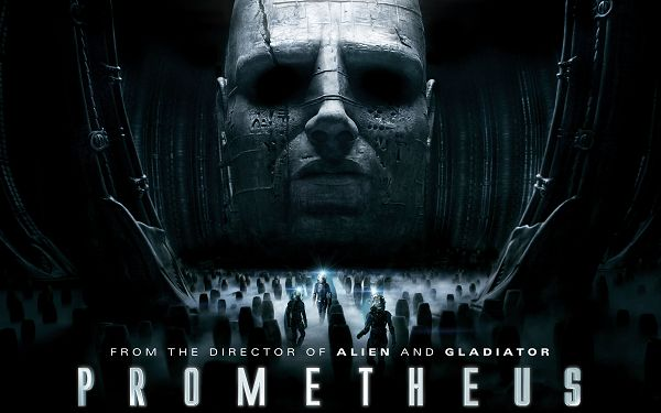 Prometheus Movie in 3500x2188 Pixel, Gain Your Device Sacred Feeling, Just Kneel Down and Pray to Him - TV & Movies Wallpaper