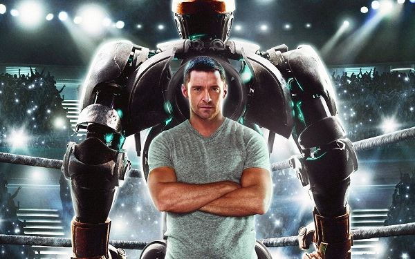 Real Steel Hugh Jackman in 1920x1200 Pixel, Man is Strong Like a Robot, He Must be Popular and Well-Liked - TV & Movies Wallpaper