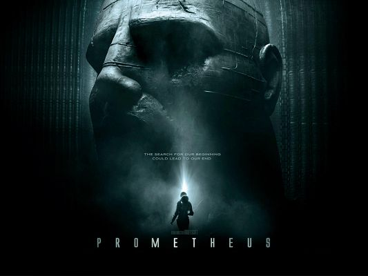 click to free download the wallpaper--Ridley Scott Prometheus in 2048x1536 Pixel, Take Care of Yourself Along the Whole Way, Safety Matters the Most - TV & Movies Wallpaper