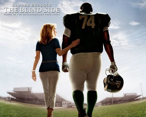 click to free download the wallpaper--Sandra Bullock The Blind Side Post in 1280x1024 Pixel, a True Story, It Teaches People from the Bottom of the Heart - TV & Movies Post