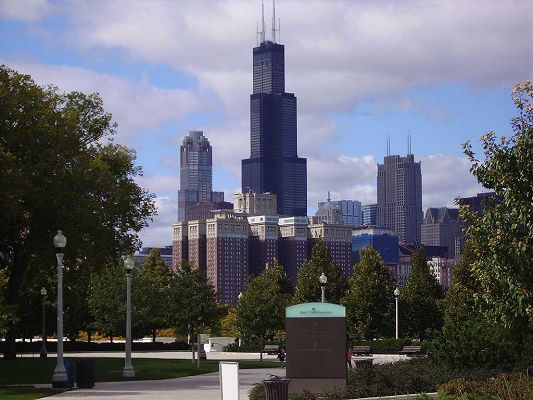 Sears Tower Photography