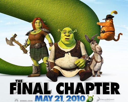 Shrek Forever After Official Post in 1280x1024 Pixel, a Group of Surprised Men, All Into Their Own Matter, Shall Look Good - TV & Movies Post