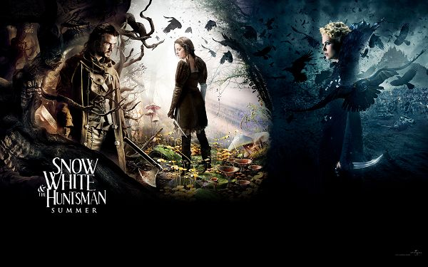 Snow White and The Huntsman Movie in 1920x1200 Pixel, High Time for Snow White to Rise and Fight, She is Simply Unbeatable - TV & Movies Wallpaper