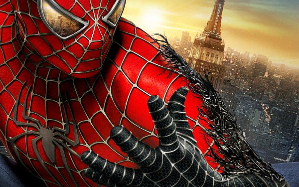 Spider Man HQ Post in 1920x1200 Pixel, Eyes Are Reflecting Everything, He Shall be Looking Good and Fit - TV & Movies Post