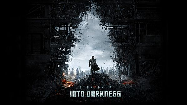 Star Trek Into Darkness Available in 1920x1080 Pixel, in Black Wind Coat, He is Indeed Brave and Commanding - TV & Movies Wallpaper