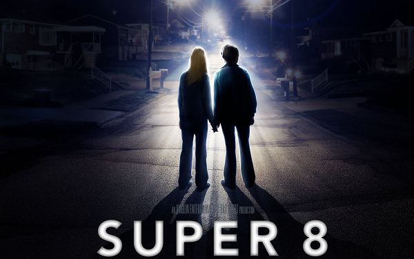 Super 8 2011 Post in 2560x1600 Pixel, an Innocent and Lovely Pair of Lovers, Shall Face All Things Together, Happiness or Sorrow - TV & Movies Post