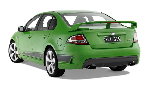 click to free download the wallpaper--Super Car Pictures, Green FPV GT Car on White Background, Incredible Scene