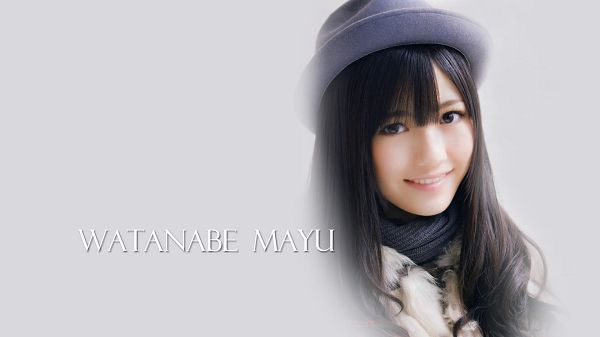 Sweet, Shy and Pure Watanabe Mayu, in Smiling, She is the Dreamy Girl, a Fit for Various Devices - HD Artists Wallpaper