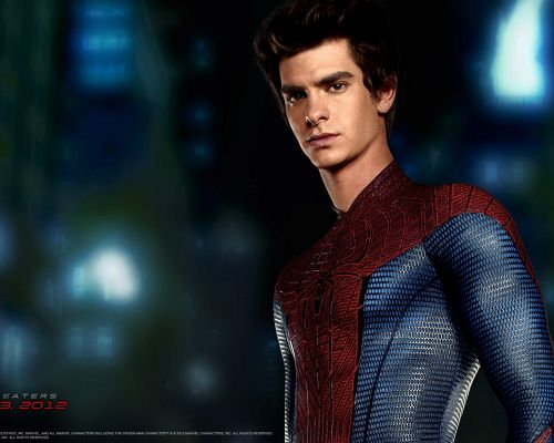 TV & Movie Posters, Spider Man by Andrew Garfield, Handsome and Tall Guy