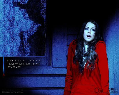 click to free download the wallpaper--TV & Movies Post, Lindsay Lohan in Total Shock and Scare, Is It She?