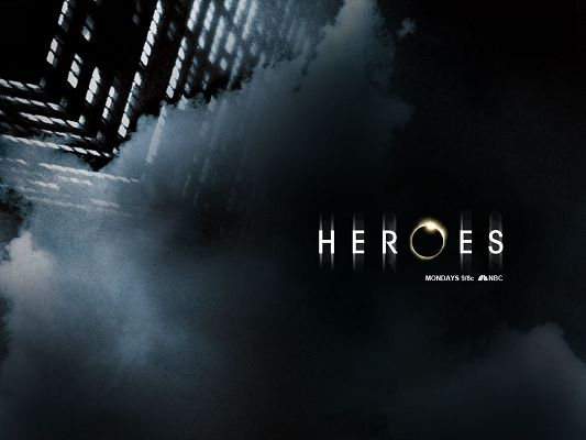 click to free download the wallpaper--TV Series Wallpaper, Heroes Scene, Misty and Scary