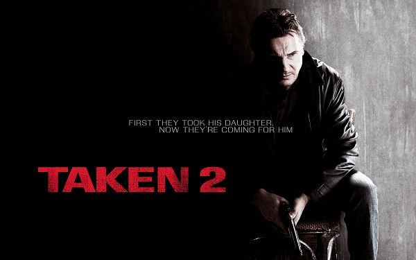 Taken 2 in High Quality  and 2800x1800 Pixel, the Man is Dangerous Looking, Hope He is a Good Guy, Or He is Hard to Beat - TV & Movies Wallpaper