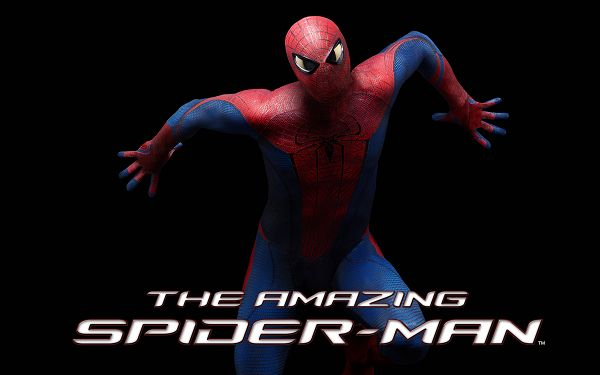 The Amazing Spider Man in 2560x1600 Pixel, In His Typical Suit and Pose, Can Bring a Lot of Memories and Attarction - TV & Movies Wallpaper
