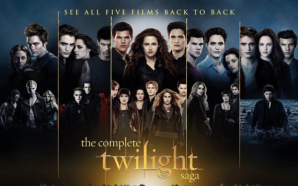 click to free download the wallpaper--The Complete Twilight Saga in 1920x1200 Pixel, Shall be Good-Looking and Fit Various Devices, Gain Them Great Attraction - TV & Movies Wallpaper