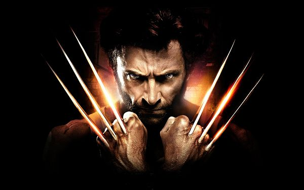 click to free download the wallpaper--The Hugh Jackman as Wolverine in 1920x1200 Pixel, Arms are Sharp and Lighting, Shall Much Gain Such Sences, Just Give It a Try - TV & Movies Wallpaper