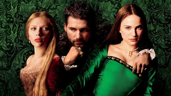 The Other Boleyn Girl in High Quality and Pixel, King in Love with Two Girls, Unwilling to Let Either One Go - TV & Movies Wallpaper