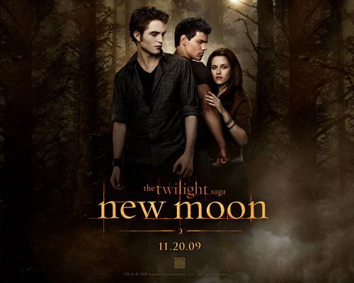 The Twilight New Moon Movie Post in 1280x1024 Pixel, Edward and the Werewolf, Whom Will Bella Choose? Will Vampire be Back? - TV & Movies Post