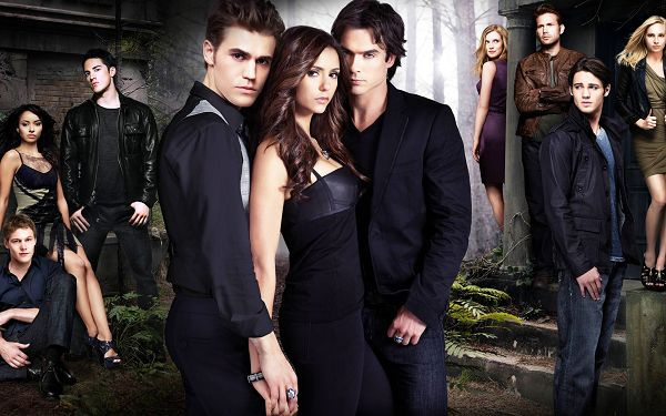 The Vampire Diaries Season 2 Post in 2560x1600 Pixel, All Good-Looking Boys and Girls, Women Are Under Good Protection, Vampires Are Also Gentlemen - TV & Movies Post