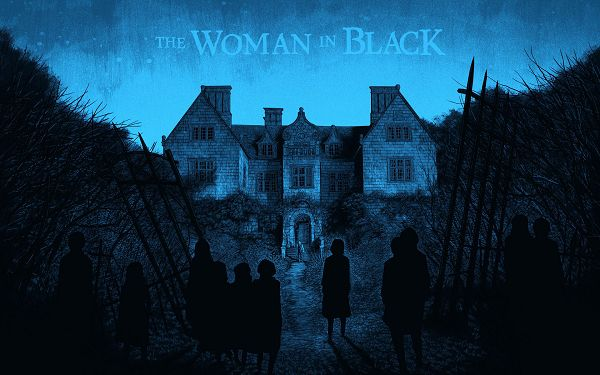 click to free download the wallpaper--The Woman in Black Movie in 1920x1200 Pixel, the Group of Women Must be Planning Something Big, Are You Depressed with the Scene? - TV & Movies Wallpaper