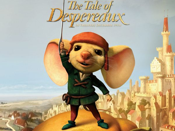 The Tale Of Despereaux Wallpaper