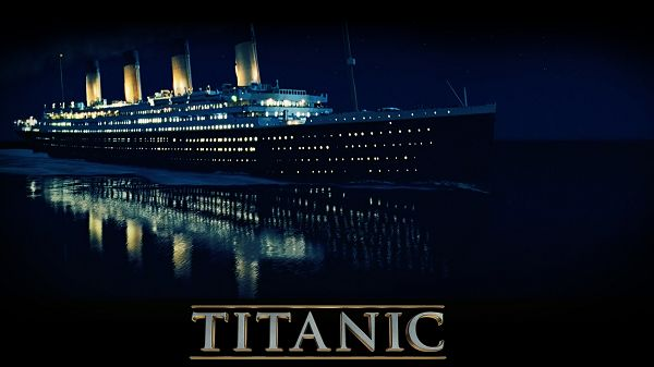 Titanic Ship in 1920x1080 Pixel, It is the Taker of Most Passengers' Dreams, Go and Have the Movie Reviewed, Well Worthy of It - TV & Movies Wallpaper