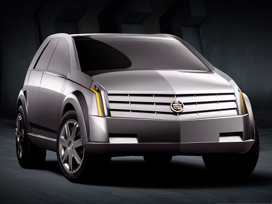 click to free download the wallpaper--Top Cars Image as Wallpaper, Cadillac Car, Whole Impressive Car Body
