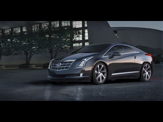 click to free download the wallpaper--Top Gear Post of Cadillac ELR, Be Quite and Enjoy Beauty of the Super Car