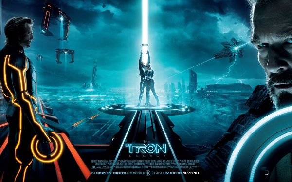 click to free download the wallpaper--Tron Legacy Post in 2560x1600 Pixel, All Advanced Technologies, Shall Gain the People an Easier Life - TV & Movies Post