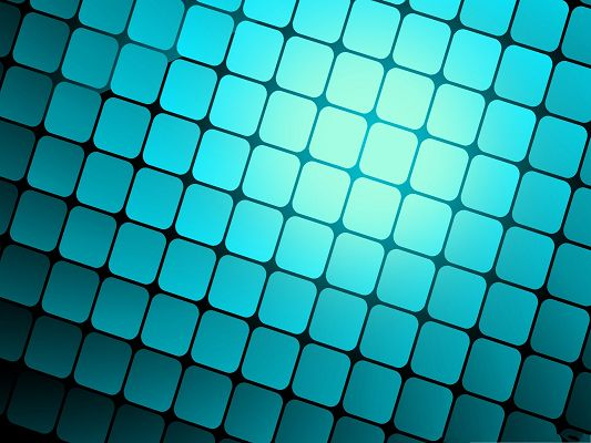 click to free download the wallpaper--Wallpaper Desktop Computer - Abstract Blue Colors, Bright and Shinning