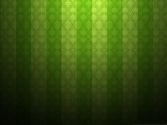 Wallpaper Free Computer, Green Baroque, Differs from Darkness to Lightness
