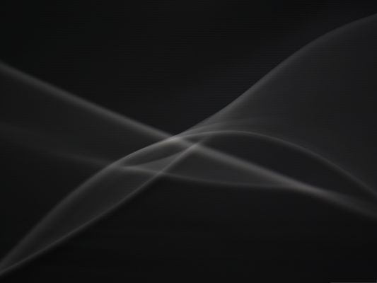 click to free download the wallpaper--Wallpaper for Desktop Computer, Mysterious Black Lines on Dark Background
